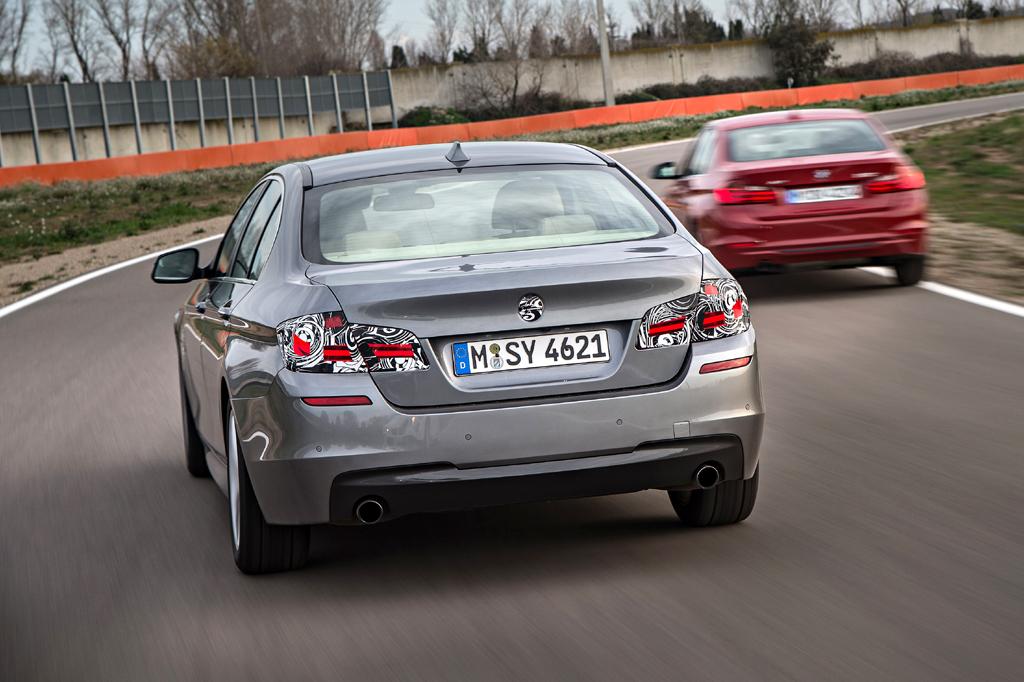Vorausschauender Antrieb: BMW-Automatik erkennt Straßenverlauf und Streckenprofil
