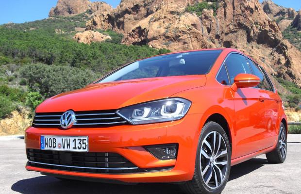 Vorher eher bieder, jetzt dynamischer: VW benennt Golf Plus in Sportsvan um