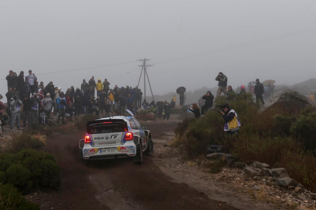 WRC Argenentinien: Doppelsieg für Volkswagen