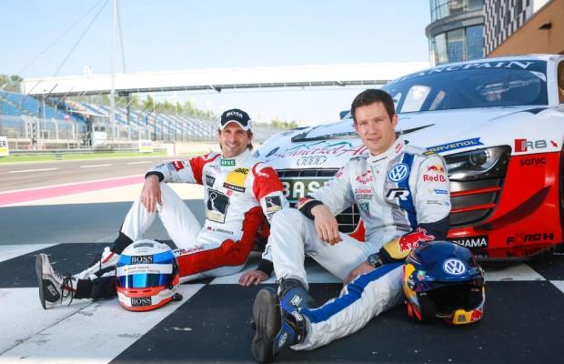 Weltmeister-Treff im Audi R8