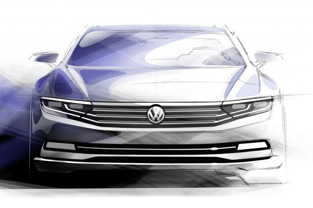 Wenn zum Jahresende der neue Passat an den Start geht, will VW beweisen, dass sie auch in Wolfsburg bei der Elektronik ganz vorn sind