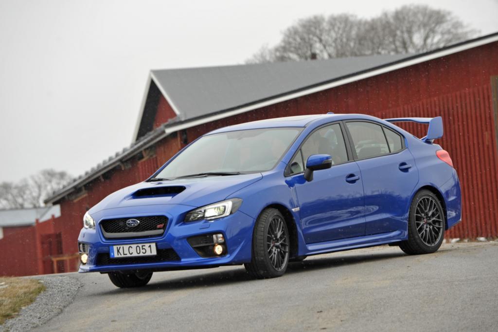 Zum Einstiegspreis von 41.900 Euro kommt im Juni der Subaru WRX STI auf den Markt.