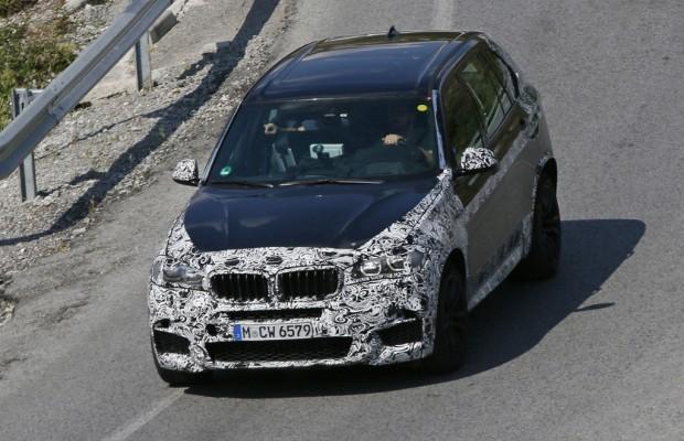 Erwischt: Erlkönig BMW X5 M - Der Renn-Koloss wird sparsamer