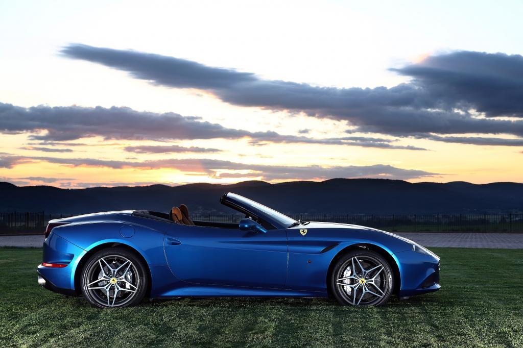 Nachdem die Italiener im FF schon den Allradantrieb eingeführt haben, kommt nun im aufgefrischten California der Turbo.