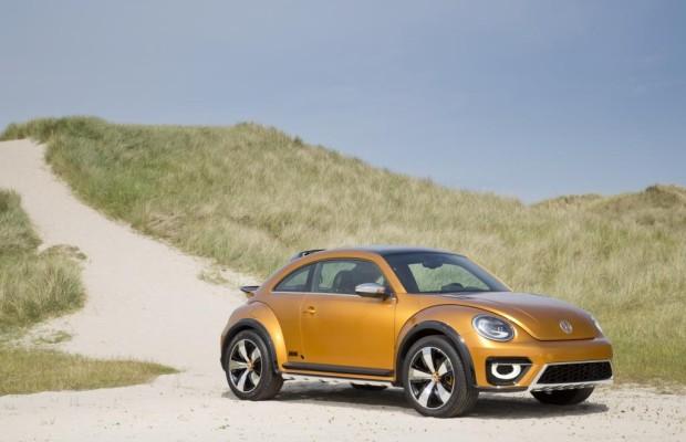 VW Beetle Dune - Ein Käfer in Sommerlaune