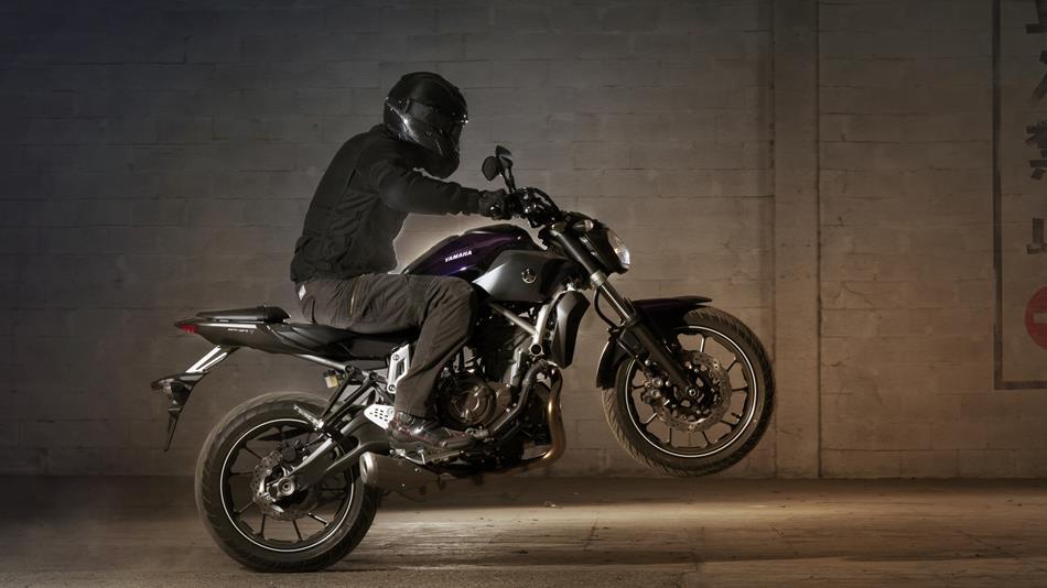 Übersicht Motorradhersteller: Yamaha MT-07
