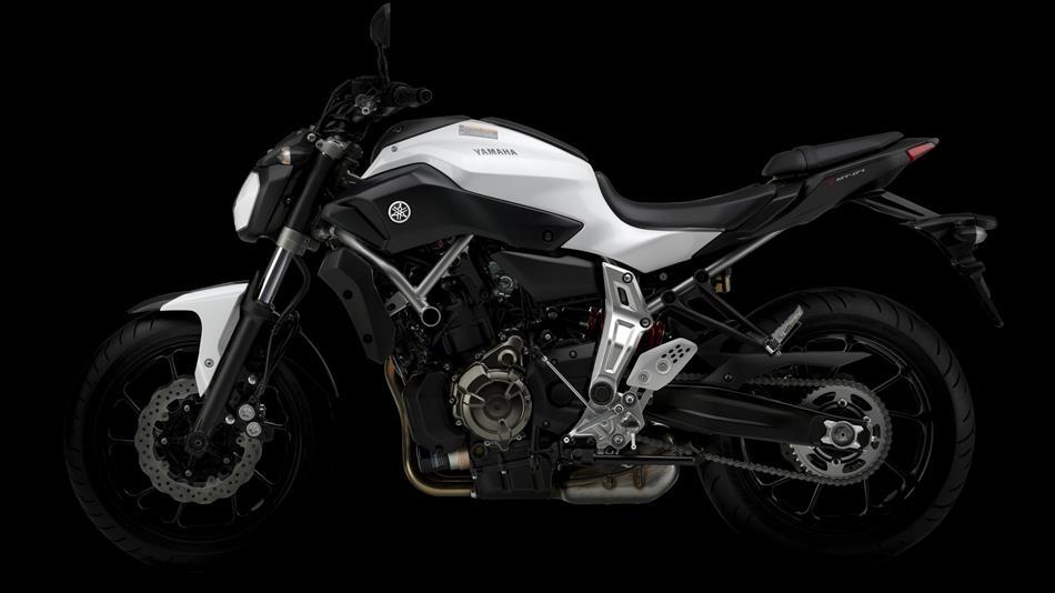 Übersicht Motorradhersteller: Yamaha MT-07 - Bild: Yamaha