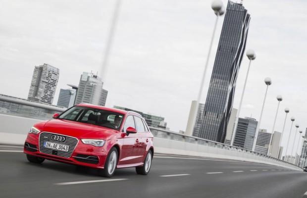 A3 Sportback e-tron: Erster Audi zum