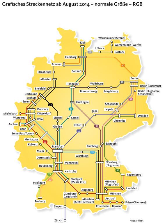 ADAC-Postbus verdoppelt Fernbusnetz