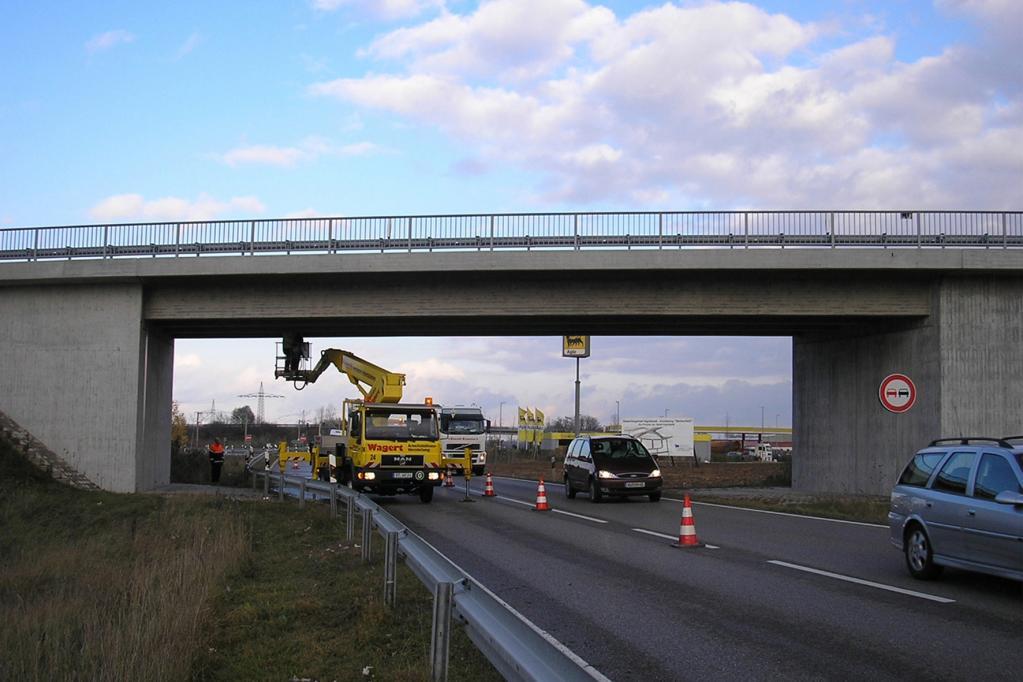 ADAC-Test: Sieben Brücken fallen klar durch
