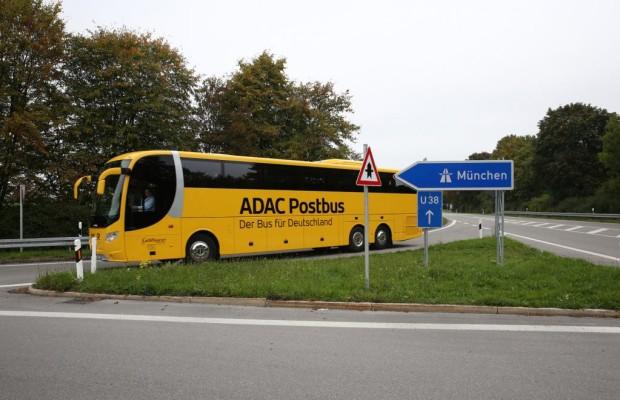 ADAC und Deutsche Post verdoppeln Fernbusangebot