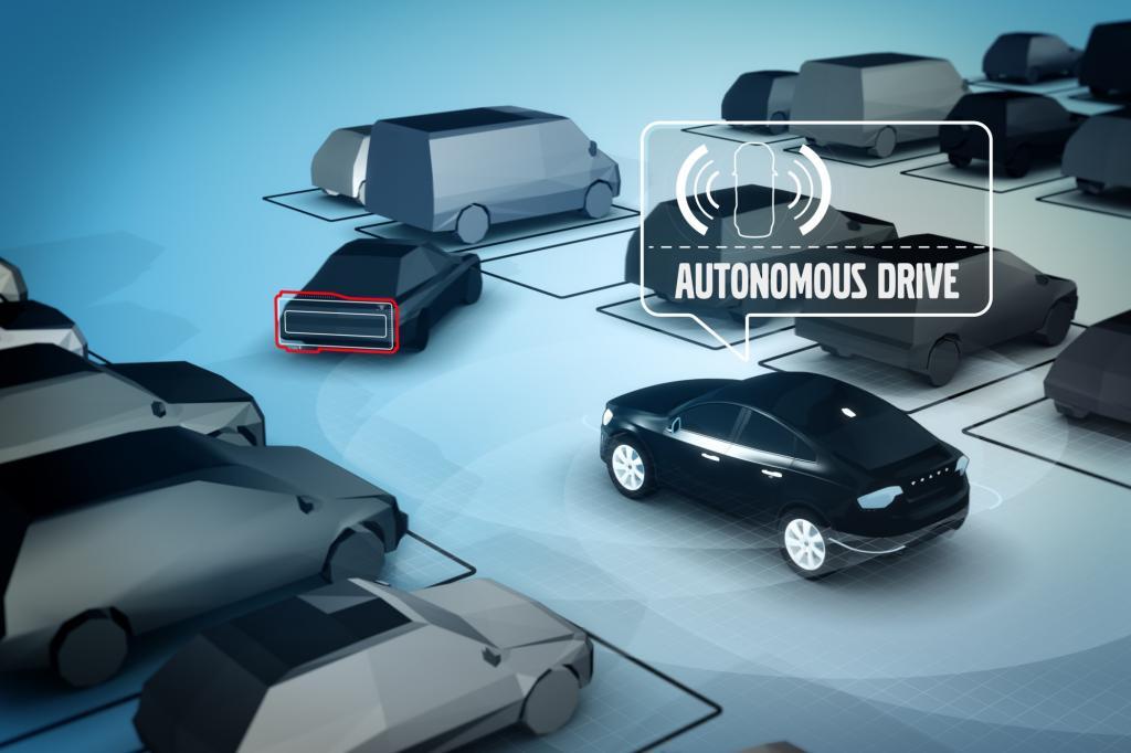 Aber nichts macht die Aussicht auf den Autopiloten verlockender als das autonome Parken.