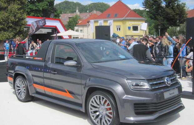Alle VW Golf fahren ab Herbst auf Wunsch mit Dynaudio