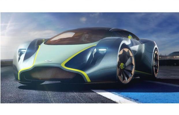 Aston Martin DP-100 Vision Gran Tourismo - Für das Kribbeln in den Fingern