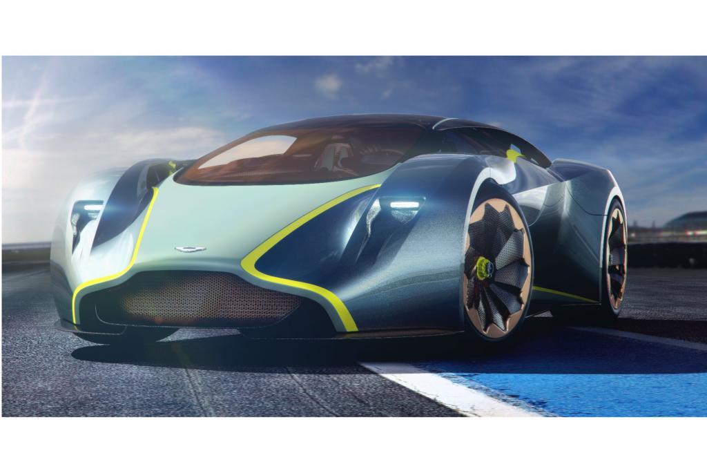 Aston Martin DP-100 Vision Gran Tourismo