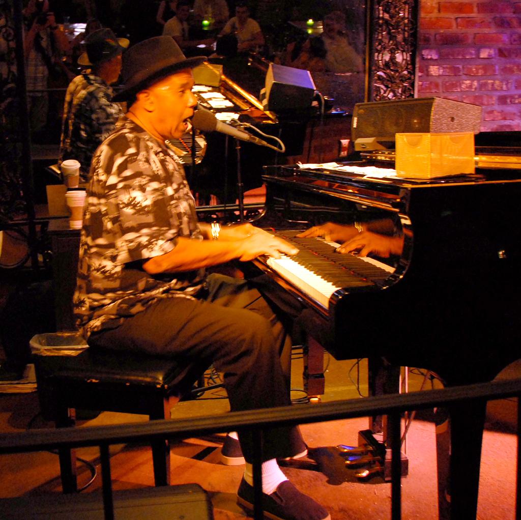 Auch musikalisch haben die Hotels, Bars und Clubs einiges zu bieten.