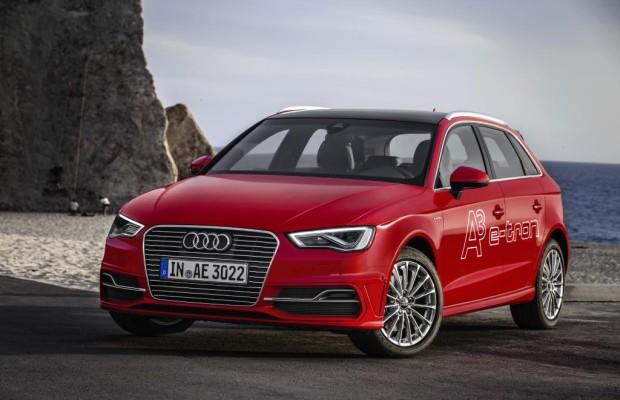 Audi A3 E-tron - Der kommt an die Steckdose