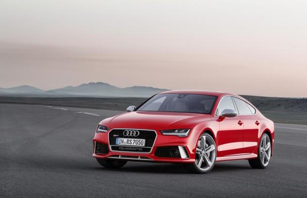 Audi RS7 Sportback - Ganz sanft geliftet