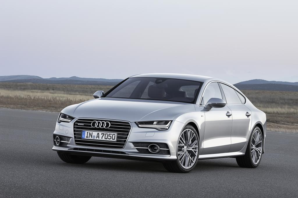 Audi liftet den A7 Sportback