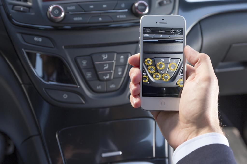 Auto-Zukunft: Beifahrer mit Röntgen-Blick