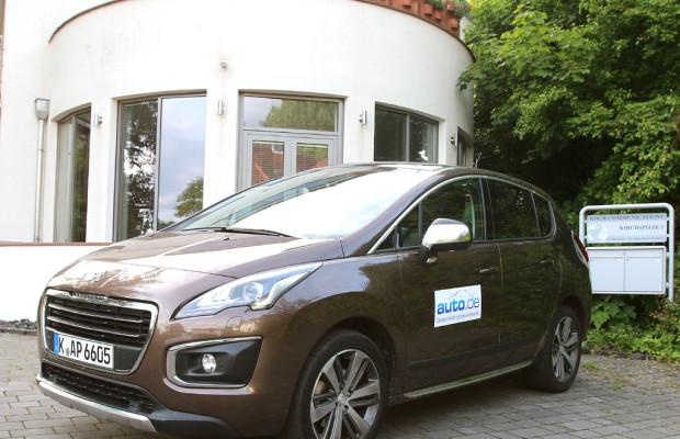 Auto im Alltag: Peugeot 3008 HDi 150 Allure
