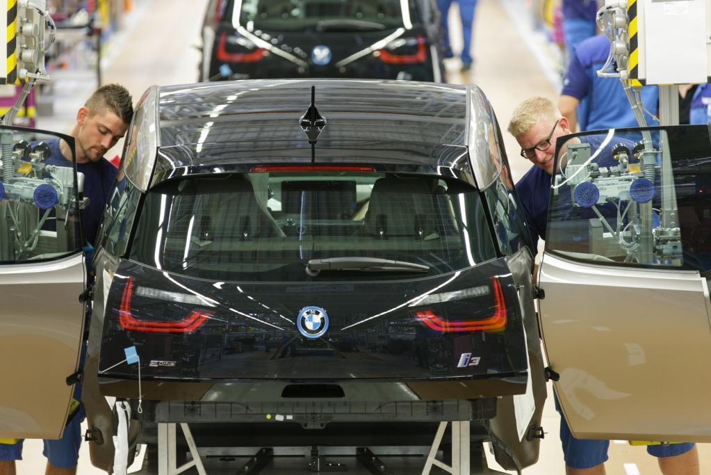 Autobranche kommt in Fahrt