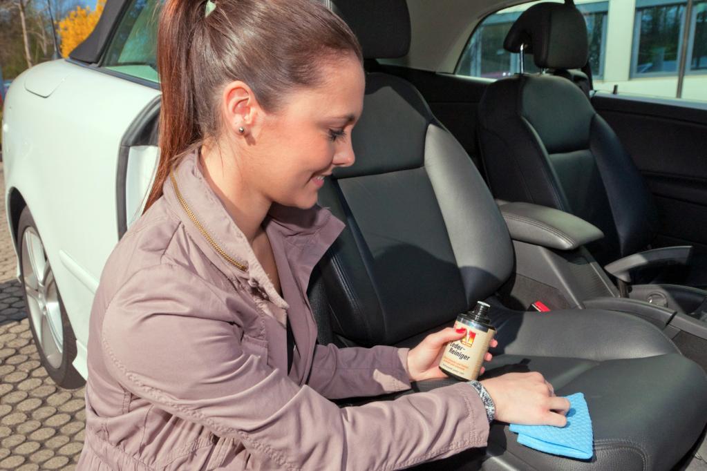 Autoverkauf: Wie der Wagen blitzblank wird