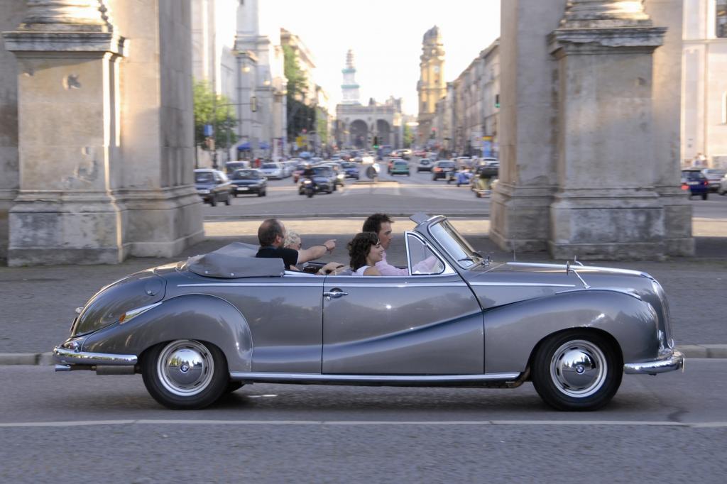 BMW 502 V8 Cabrio