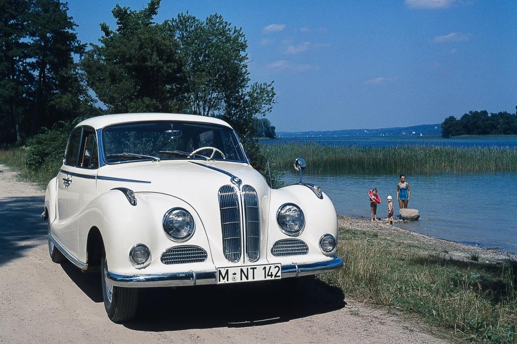 BMW 502 V8 ab 1954
