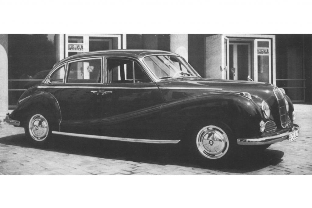 BMW 502 V8 ab 1955