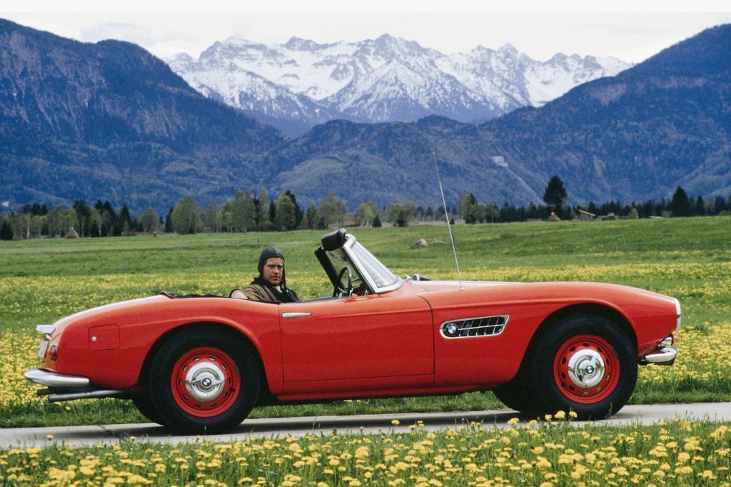 BMW 507 V8 ab 1956