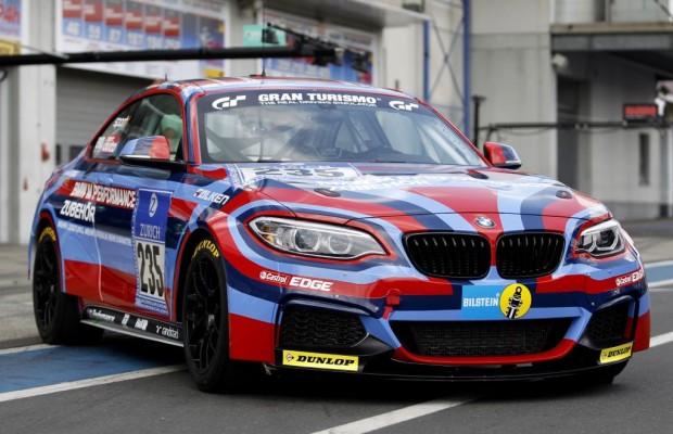 BMW M235i Racing: Der bunte Hund vom Nürburgring