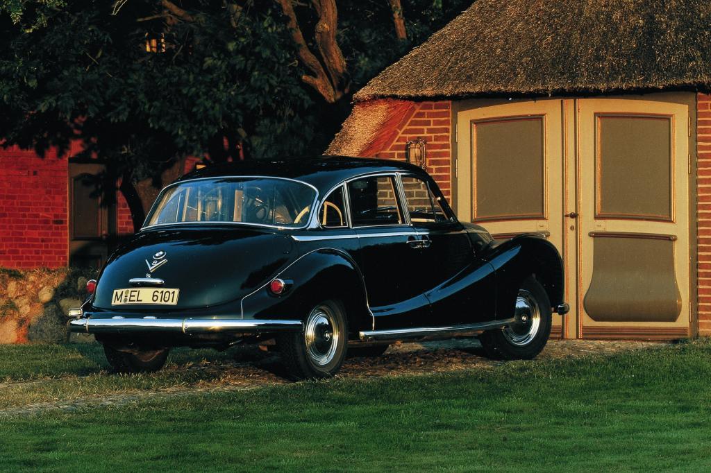 BMW V8 Limousinen ab 1961
