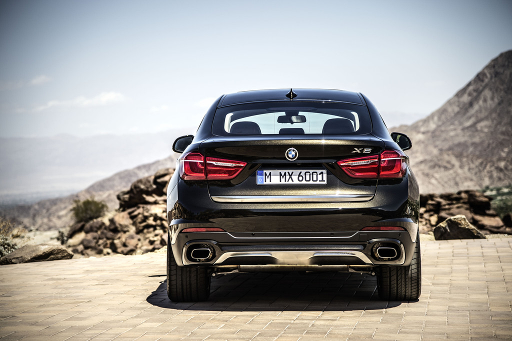BMW X6: Extravaganz auf großem Fuß