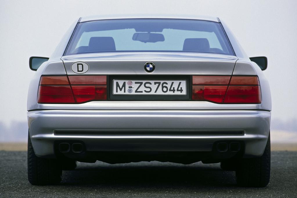 BMW feiert 25. Geburtstag seines 8er-Coupés