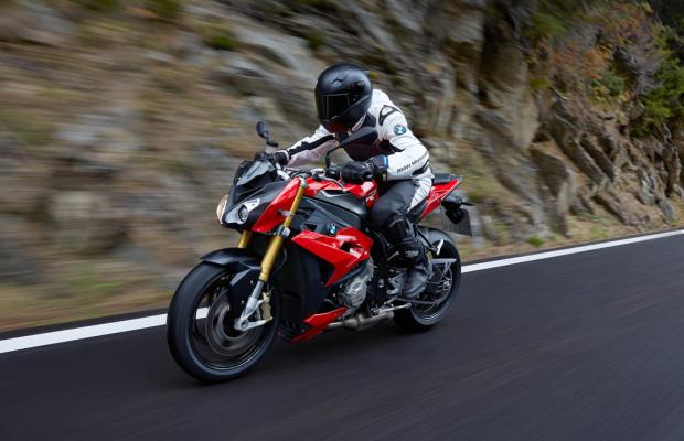 BMW verkaufte über 1000 Motorräder und Scooter mehr