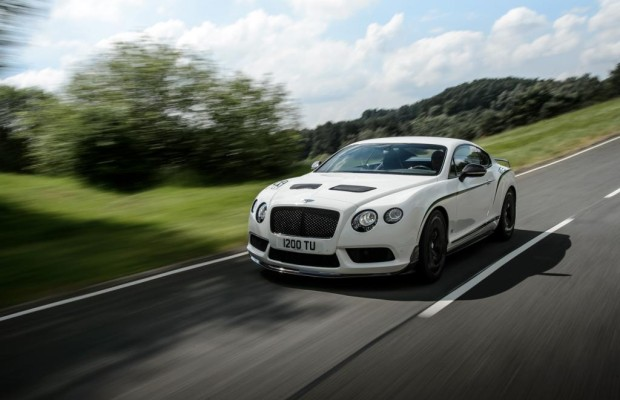 Bentley Continental GT3-R - Für den Gentleman-Raser