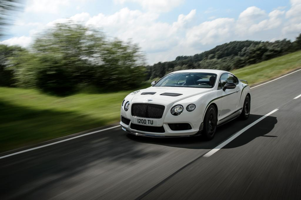Bentley Continental GT3-R - Für den Gentleman-Raser