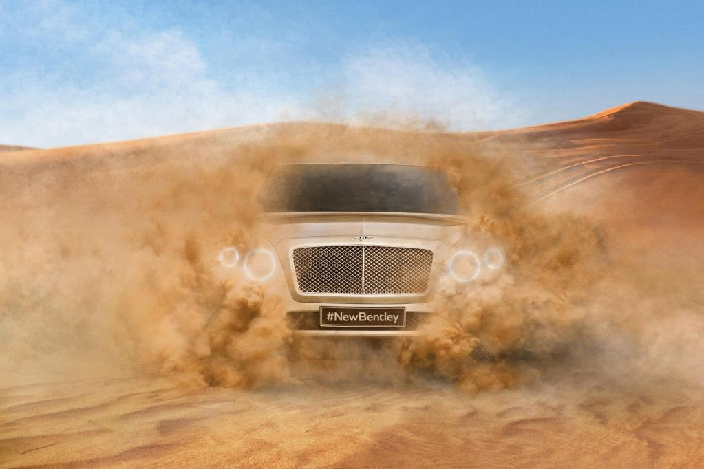 Bentley: Der Nobel-SUV kommt