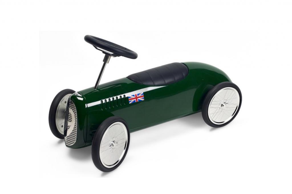 Bentley für Kinder - Britische Familientauglichkeit