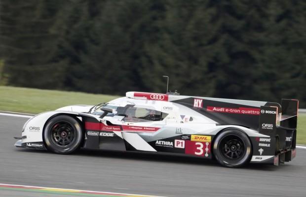 Bosch-Technik in Le Mans gefragt