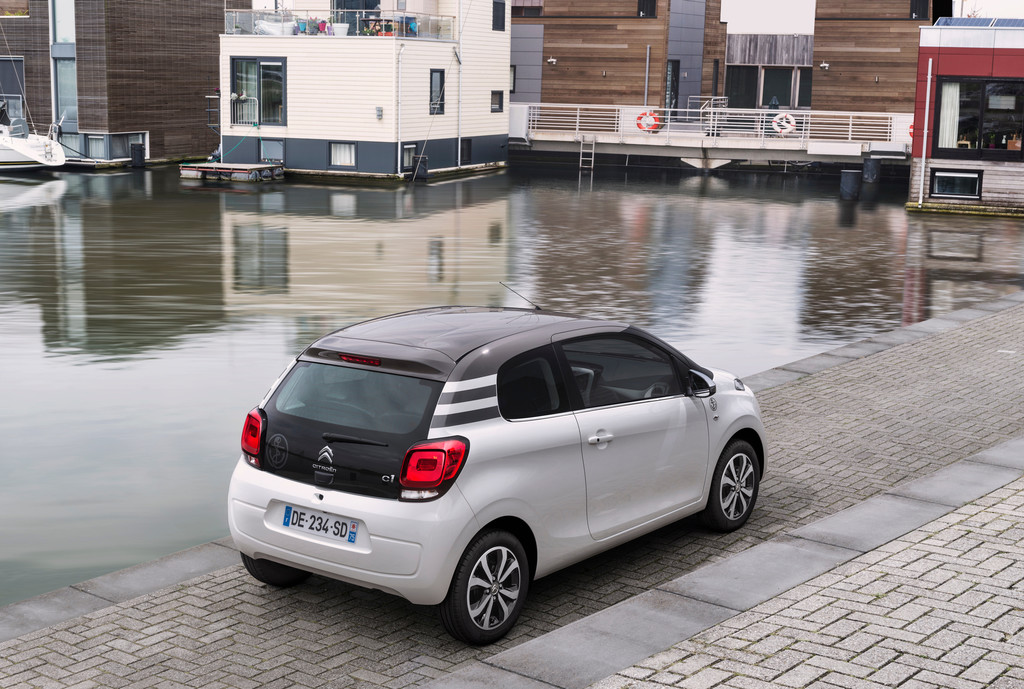Citroën C1: Im Stil des Hauses