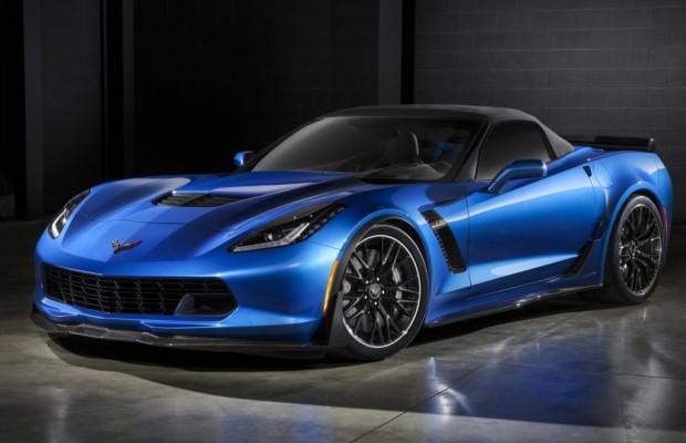 Corvette Z06 - Vorstoß in die oberste Leistungsliga