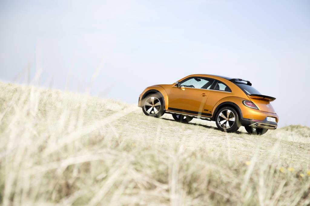 Der Dune ist ein Käfer in Sommerlaune, der viel besser nach Sylt passt als die ganzen Nobelhobel der High-Society