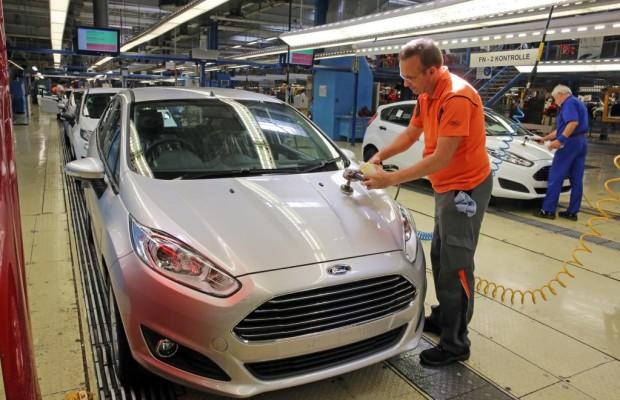 Der Ford-Fiesta bleibt in Köln