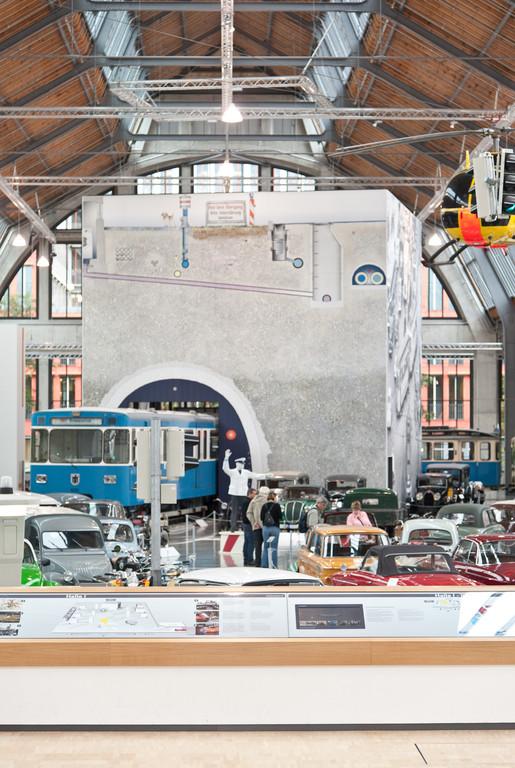 Deutsches Museum zeigt Ausstellung gegen Verkehrslärm