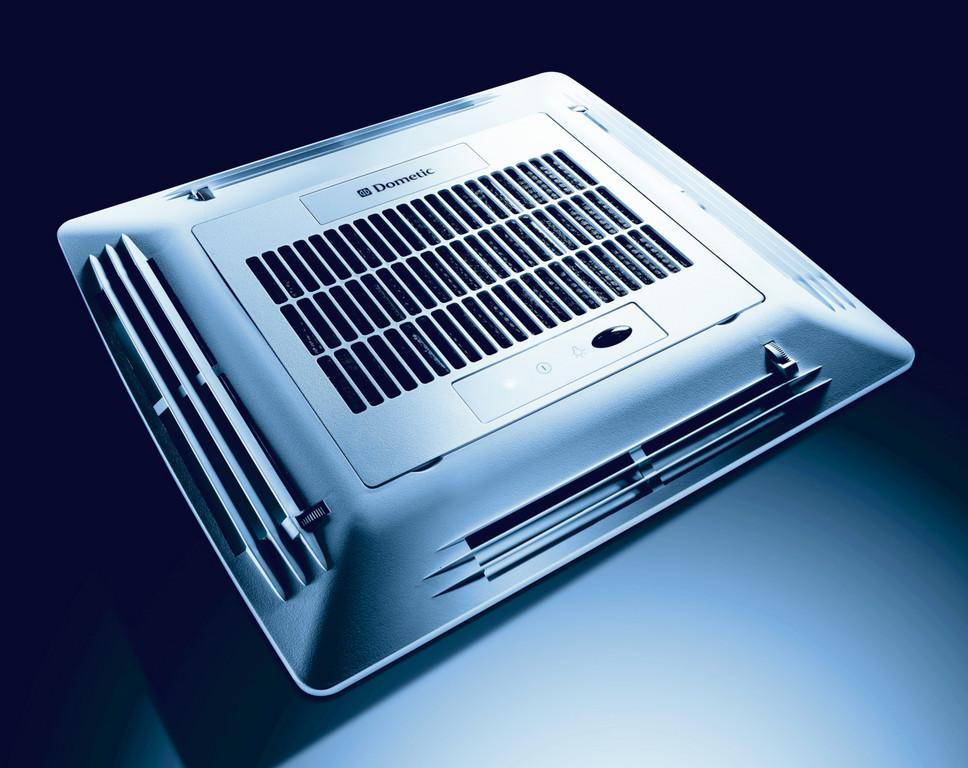 Dometic-Klimaanlagen bei Intercaravaning testen