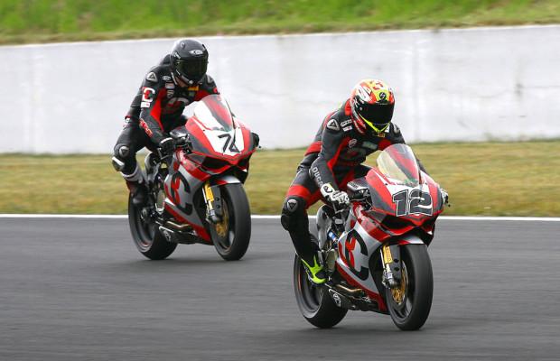 Ducati gewinnt in Oschersleben