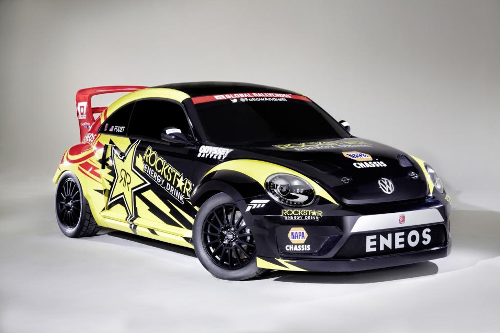 Ein Beetle als Porsche-Schreck