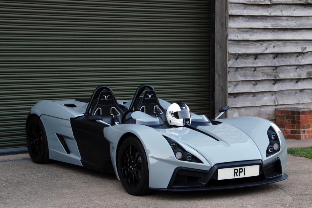 Elemental Cars RP1